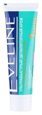 Eveline Cosmetics Крем для депиляции с экстрактами алоэ вера и персика