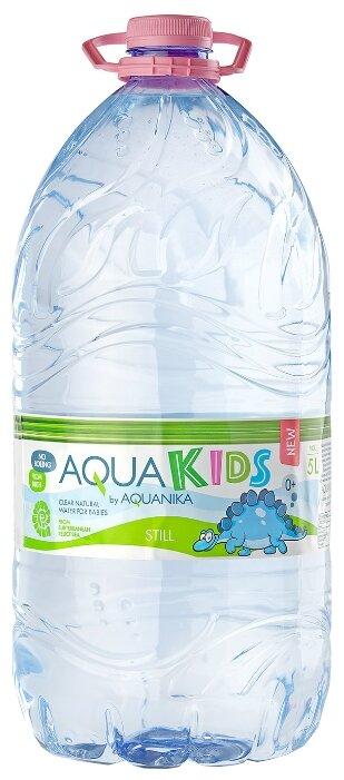 Вода питьевая Акваника