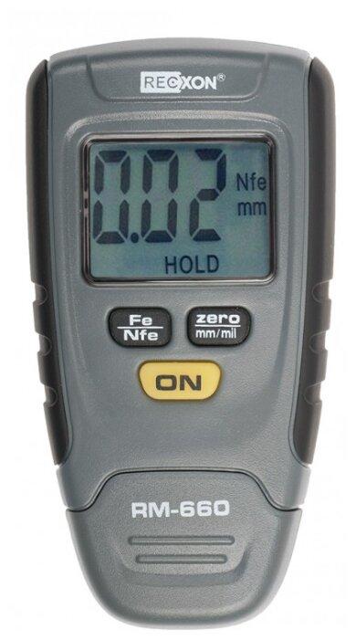 Комбинированный толщиномер RECXON RM-660