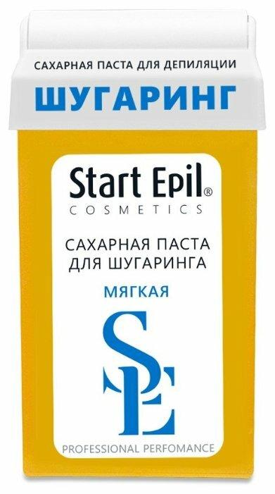Паста для шугаринга Start Epil Мягкая в картридже