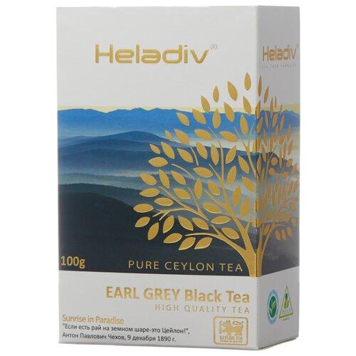 Фото - Чай черный Heladiv Earl Grey, 100 г чай черный twinings earl grey 100 г