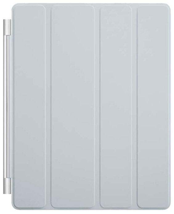 Чехол-обложка Apple iPad Smart Cover для iPad 2/3/4 полиуретановая, розовая MC941