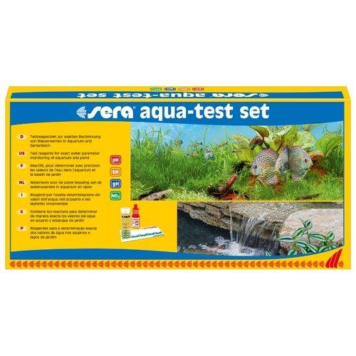 Sera Aqua-test set тесты для аквариумной воды, набор