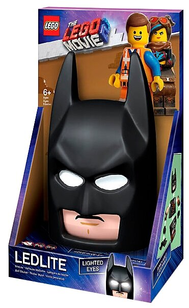 Ночник LEGO Movie 2 Batman (LGL-NI11)