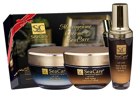 Набор SeaCare 24K Gold №4