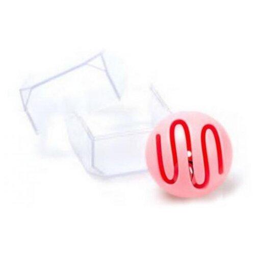 Мячик для кошек Pidan PD029 розовый
