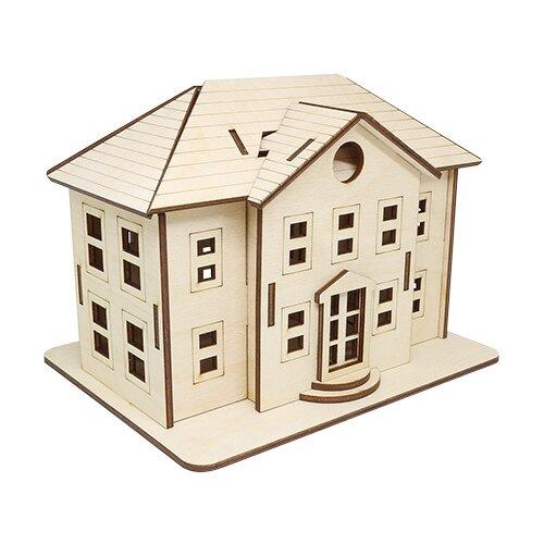 Astra & Craft Дом L-967, бежевый/коричневый