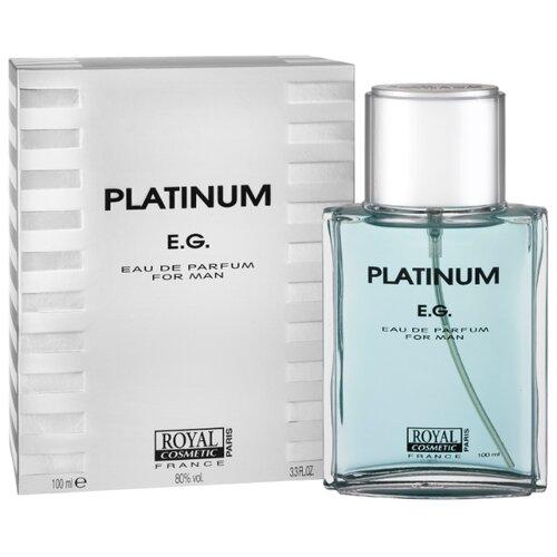 Туалетная вода Royal Cosmetic Platinum E.G, 100 мл charriol royal leather туалетная вода 100 мл