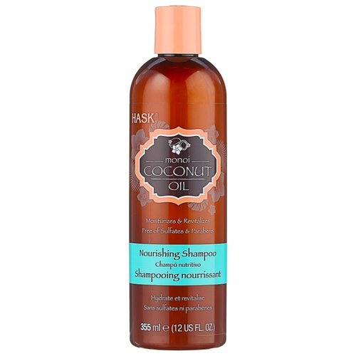 Hask Шампунь для волос Monoi Coconut Oil Nourishing Shampoo 355 мл nourishing shampoo