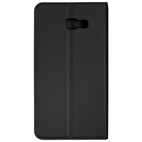 Чехол Volare Rosso для Samsung Galaxy A7 2017 (искусственная кожа) черный