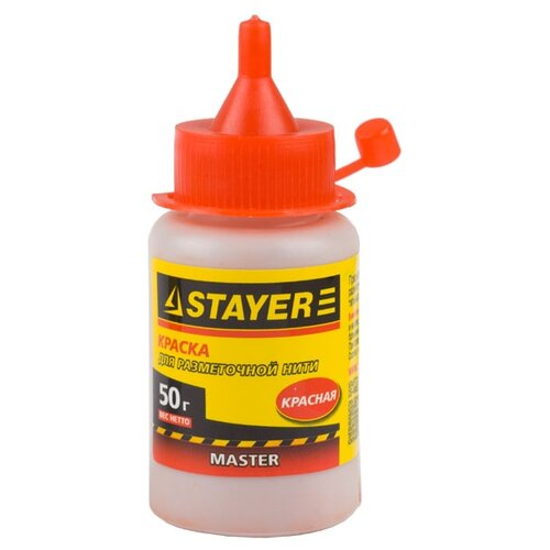 Краска STAYER Master 0640 красный