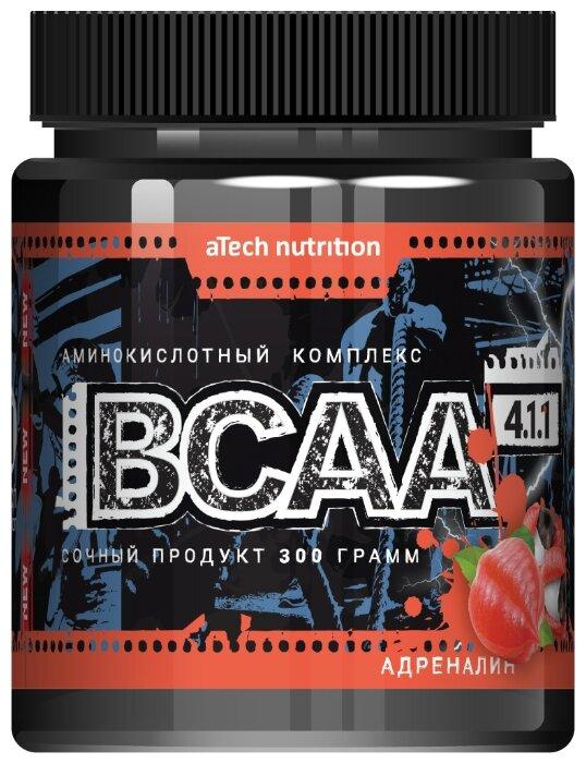 BCAA aTech Nutrition ВСАА 4:1:1 300 г банка