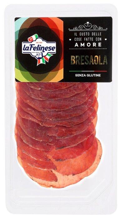 La Felinese брезаола говядина сыровяленая 70 г