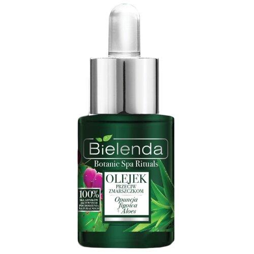 Bielenda Botanic Spa Rituals Опунция индийская+Алоэ масло против морщин для лица, 15 мл rituals cosmetics купить в барселоне
