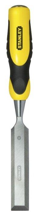 Стамеска плоский STANLEY DynaGrip 0-16-879