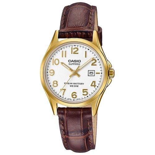 Наручные часы CASIO LTS-100GL-7A наручные часы casio analog lth 1060l 7a