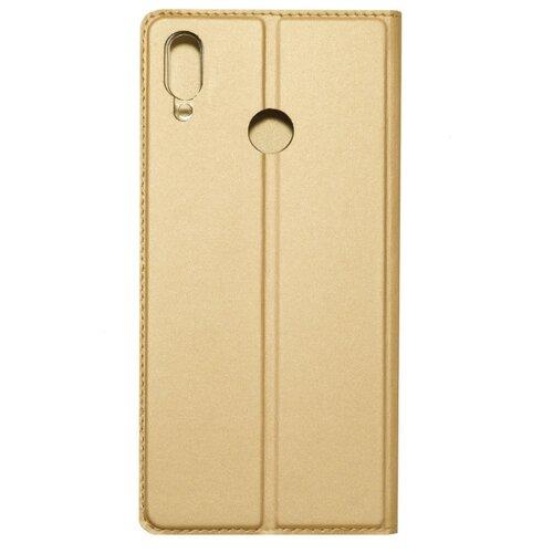 Чехол Volare Rosso Book Case для Huawei Honor 8X золотой