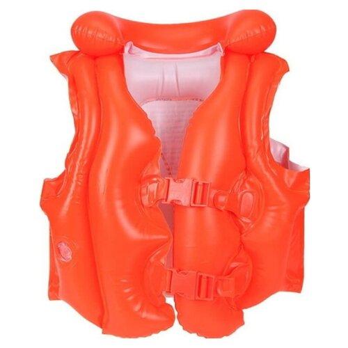 Жилет для плавания Intex 58671 оранжевый