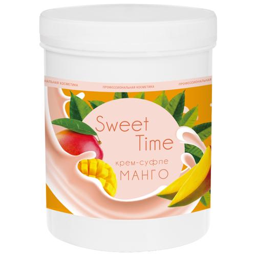 Купить Крем для тела Domix Green Professional Sweet Time Манго, 1000 мл