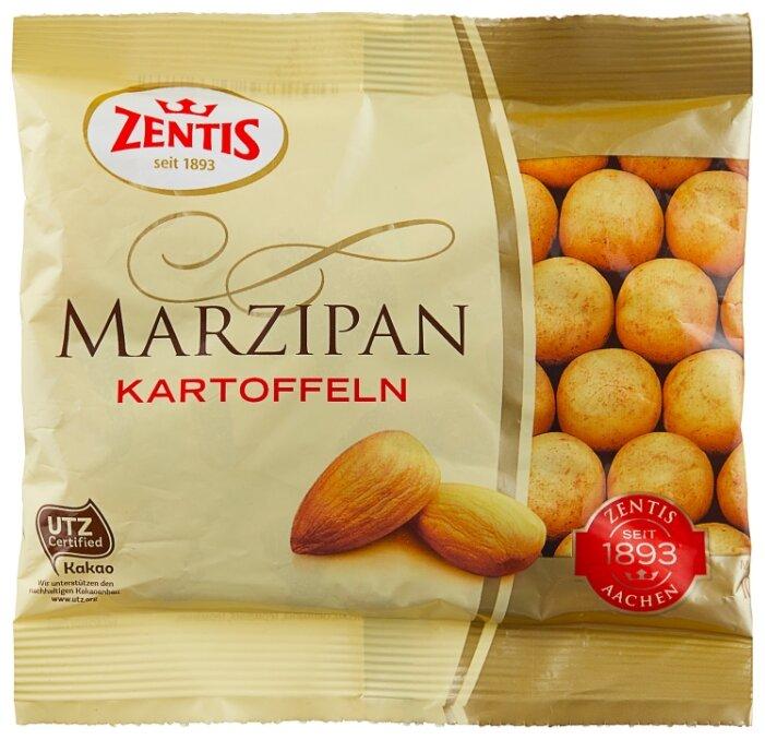"""Конфеты Zentis Süβwaren GmbH & Co """"Марципановая картошка"""" 100г"""