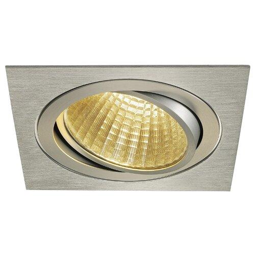 Встраиваемый светильник SLV 114286 slv потолочный светодиодный светильник slv senser square 162983