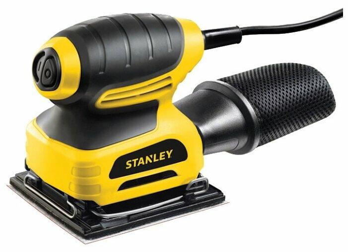 Плоскошлифовальная машина STANLEY STSS025