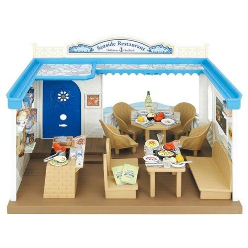 Купить Игровой набор Sylvanian Families Морской ресторан 4190, Игровые наборы и фигурки
