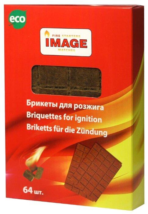 Image Брикеты для розжига, 64 шт.