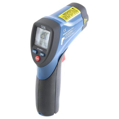 Фото - Пирометр (бесконтактный термометр) CEM DT-8862 термометр электронный and dt 624 корова синий белый