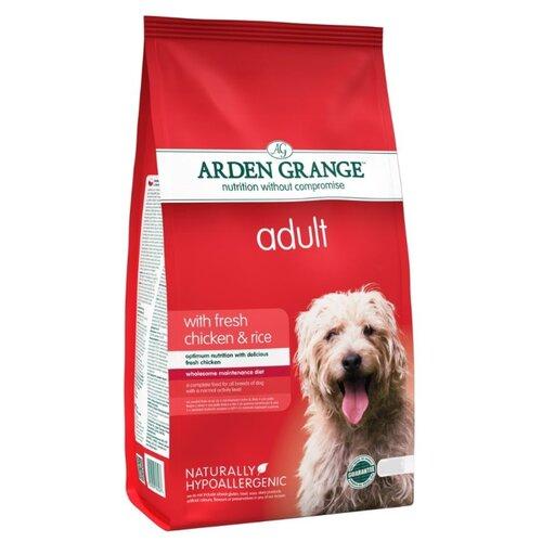 Корм для собак Arden Grange (15 кг) Adult курица и рис сухой корм для взрослых собак arden grange arden grange adult pork