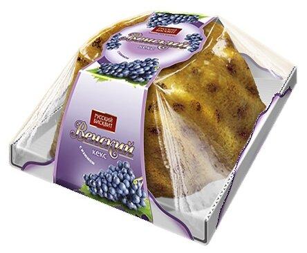 Кекс Русский бисквит Венский с изюмом 350 г