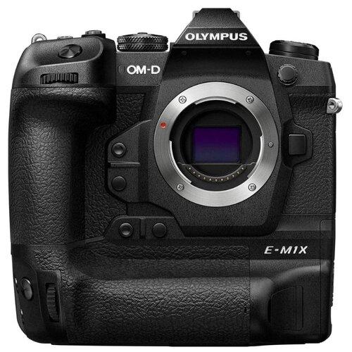 Фотоаппарат Olympus OM-D E-M1X Body черный