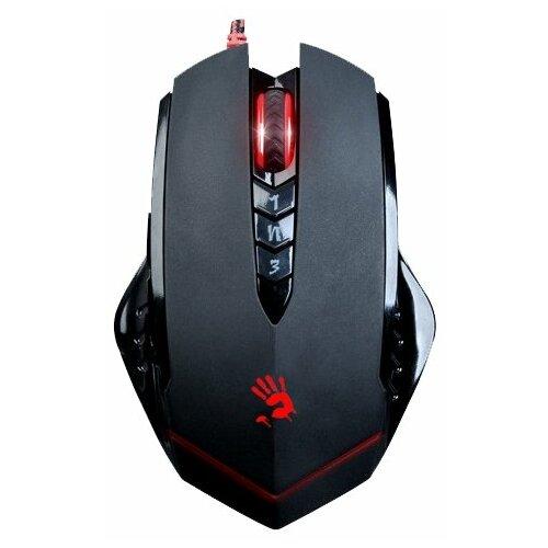 Мышь A4Tech Bloody V8 game mouse Black USB