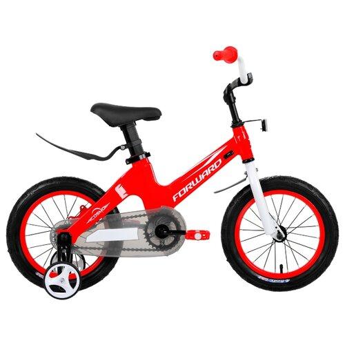 Детский велосипед FORWARD Cosmo 12 (2019) красный (требует финальной сборки) цена 2017