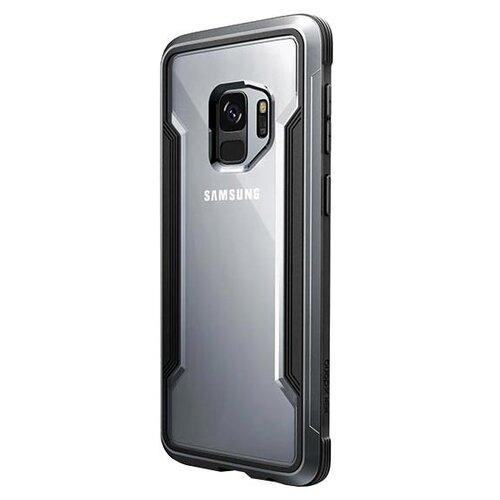 Чехол X-Doria Defense Shield для Samsung Galaxy S9 черныйЧехлы<br>