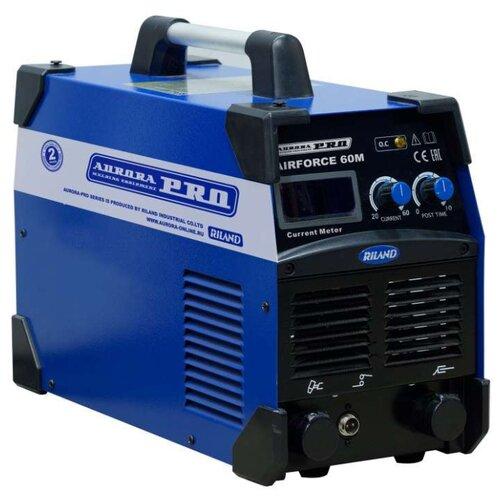 Фото - Инвертор для плазменной резки Aurora AIRFORCE 60M инвертор для плазменной резки русэлком cut 30 10499