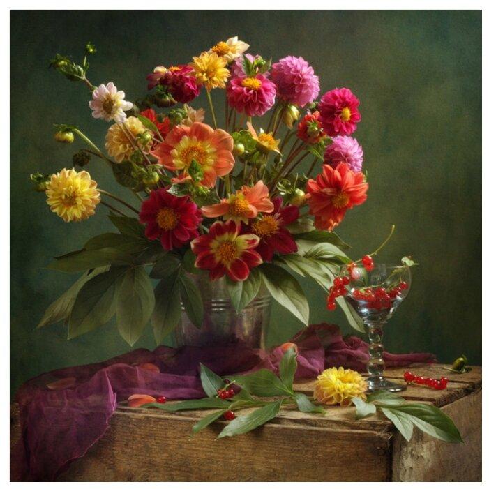 Color Kit Набор для вышивания бисером Садовые цветы