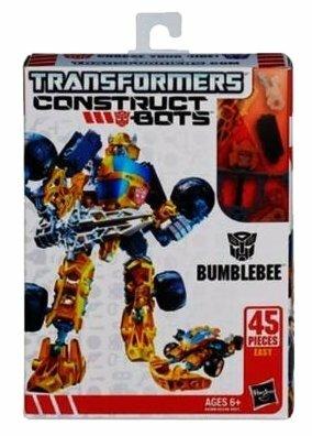 HASBRO ® a5269 TRANSFORMERS CONSTRUCT BOTS Bumblebee