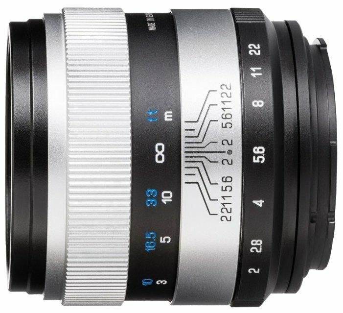 Объектив Meyer-Optik-Görlitz Figmentum 85mm f/2.0 Nikon F