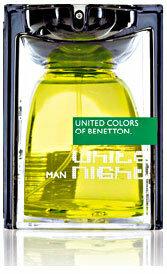 UNITED COLORS OF BENETTON White Night Man