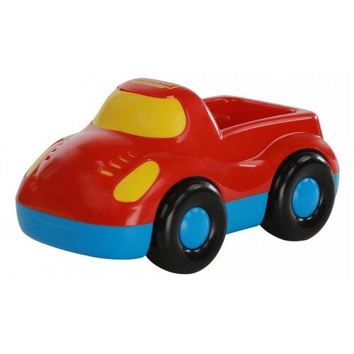 Фото - Внедорожник Полесье Дружок в коробке (67845) 21.5 см полесье набор игрушек для песочницы 468 цвет в ассортименте