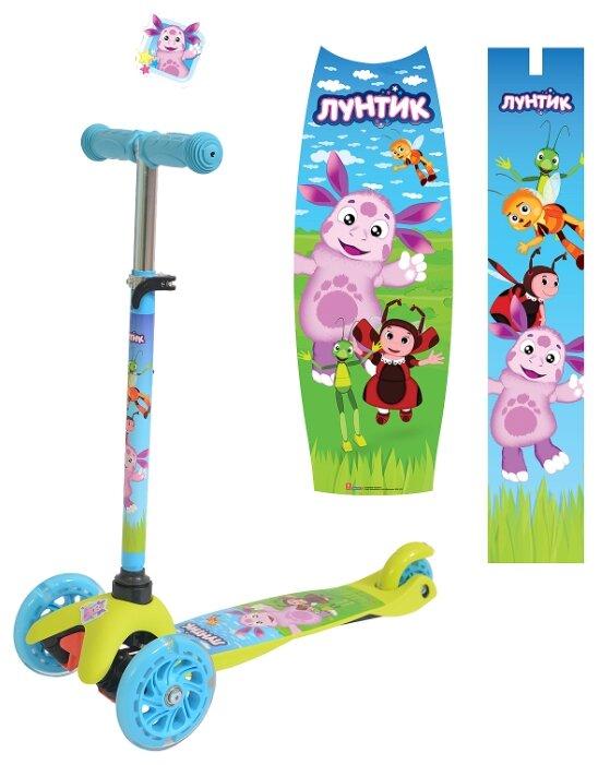 Кикборд Shantou City Daxiang Plastic Toys MINI203-LNT