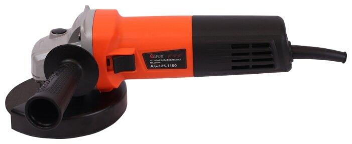 УШМ SAFUN AG-125-1100, 1100 Вт, 125 мм