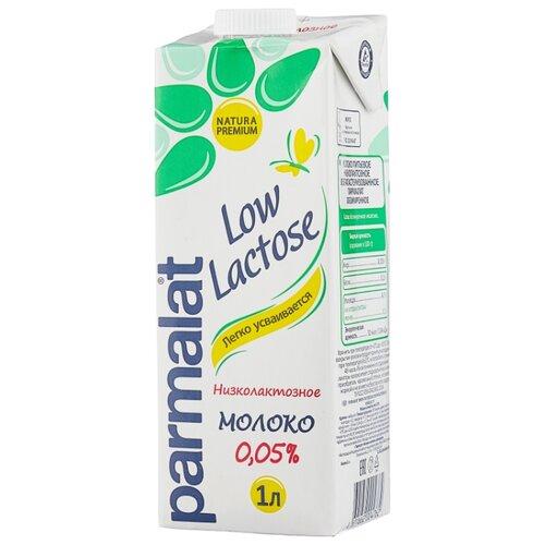 Молоко Parmalat Natura Premium Low Lactose ультрапастеризованное низколактозное 0.05%, 1 л