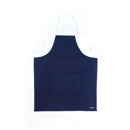 Малевичъ Фартук хлопковый для художника (195069) синий