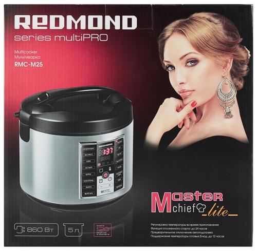 купить мультиварка Redmond Rmc M25 по выгодной цене на яндексмаркете