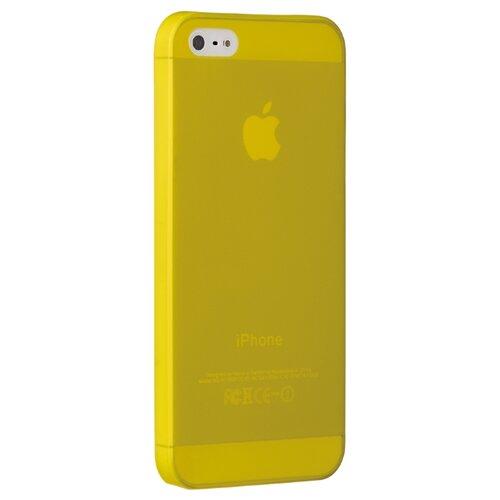 Купить Чехол Ozaki OC533 для Apple iPhone 5/iPhone 5S/iPhone SE желтый