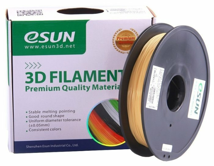 PVA пруток ESUN 1.75 мм натуральный