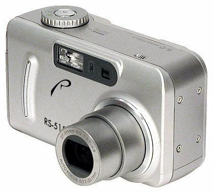 Фотоаппарат Rovershot RS-515Z