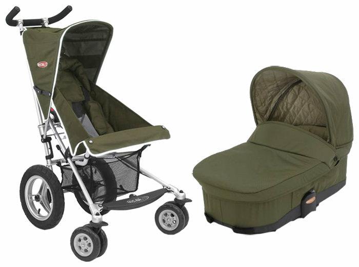 Универсальная коляска Micralite Fastfold Newborn+